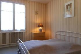 Appartement Villa Saint Antoine Orcival chambre