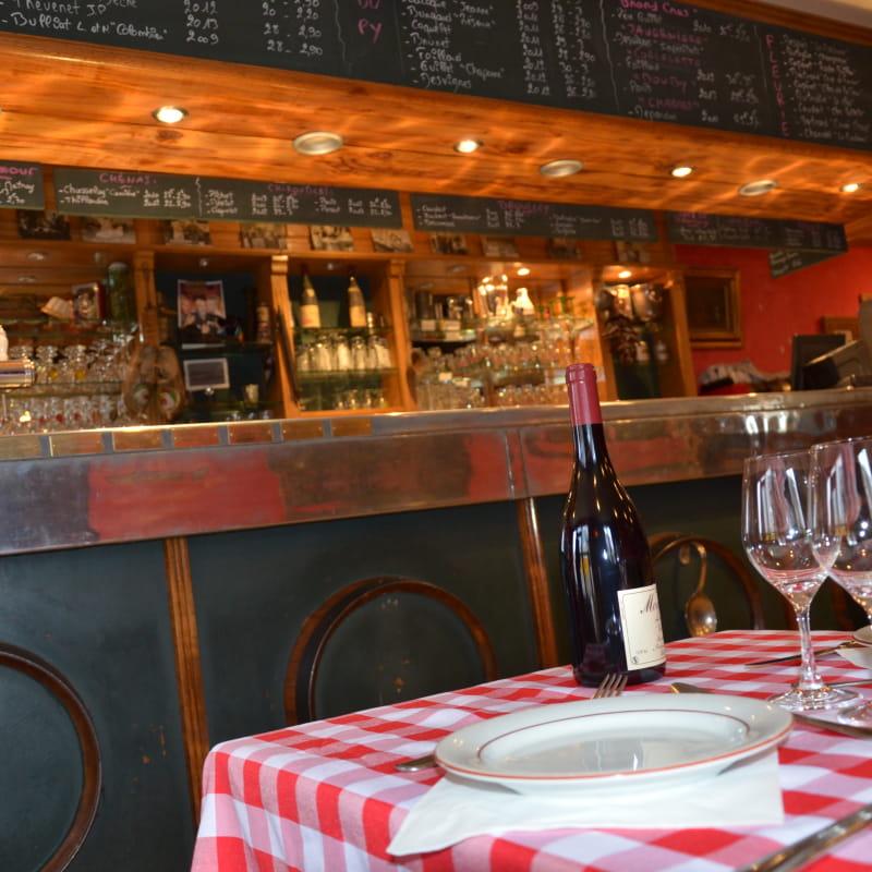 Restaurant L'Atelier du Cuisinier à VILLIE-MORGON