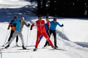 Cours collectifs ski de fond