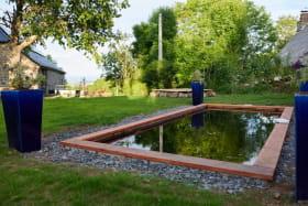 La piscine écologique
