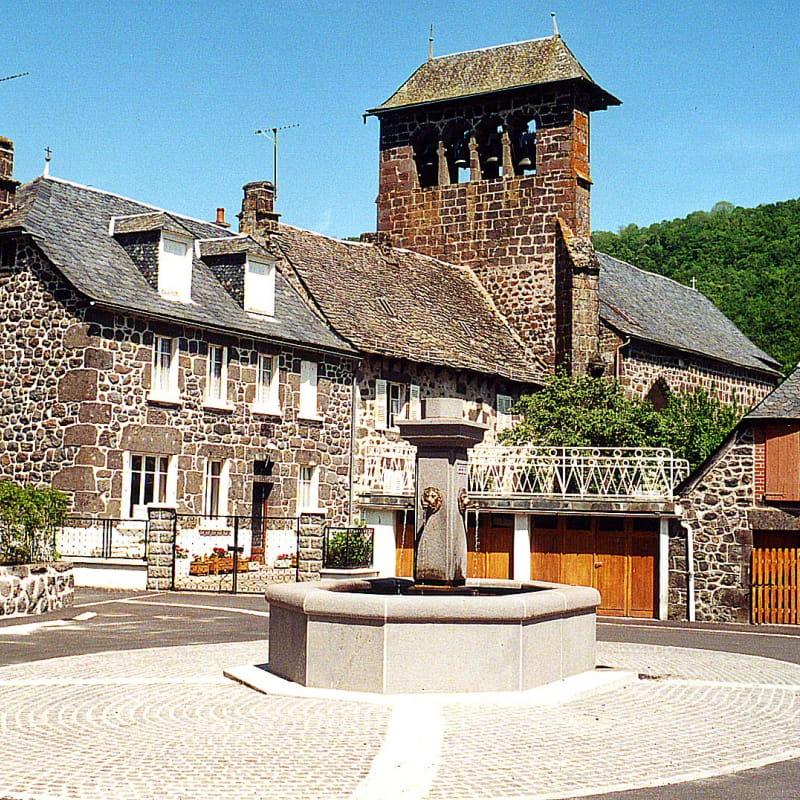 Village de Saint-Martin-sous-Vigouroux