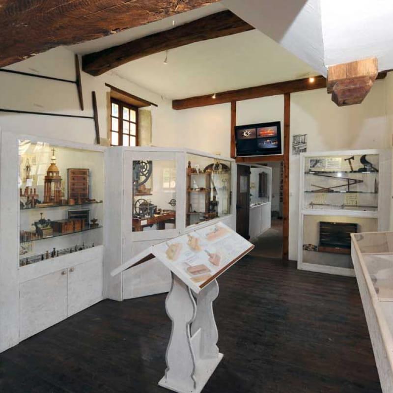 Musée de l'outil de bois