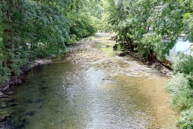 Sentier de l'eau Albarine