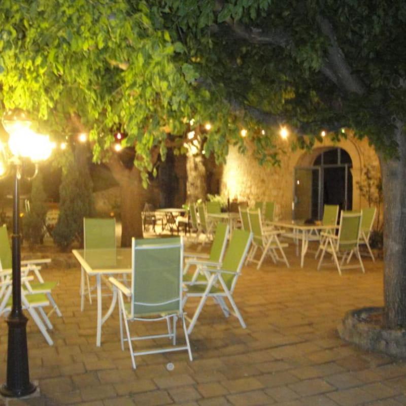 Restaurant le Mas de Lily Rose