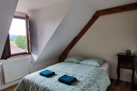 Chambre n°2 lits 2P