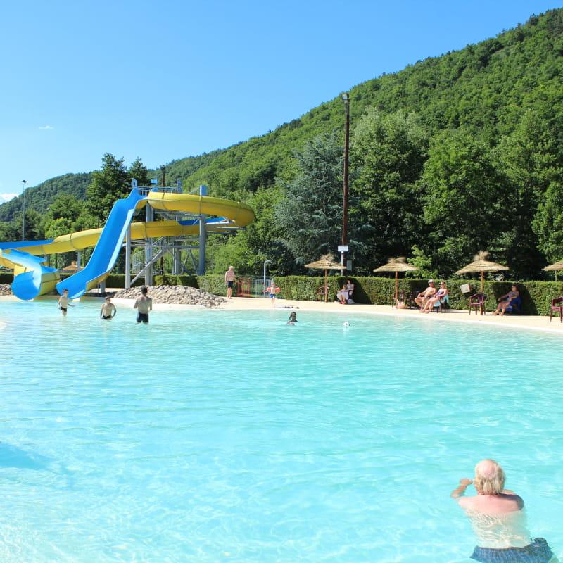 Le parc Aquafolie à Vorey