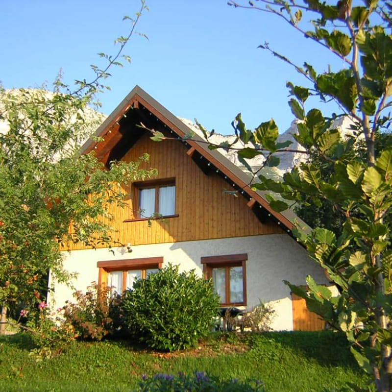 Chalet Le Dauphinois