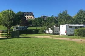 Camping des orgues Saint-Flour