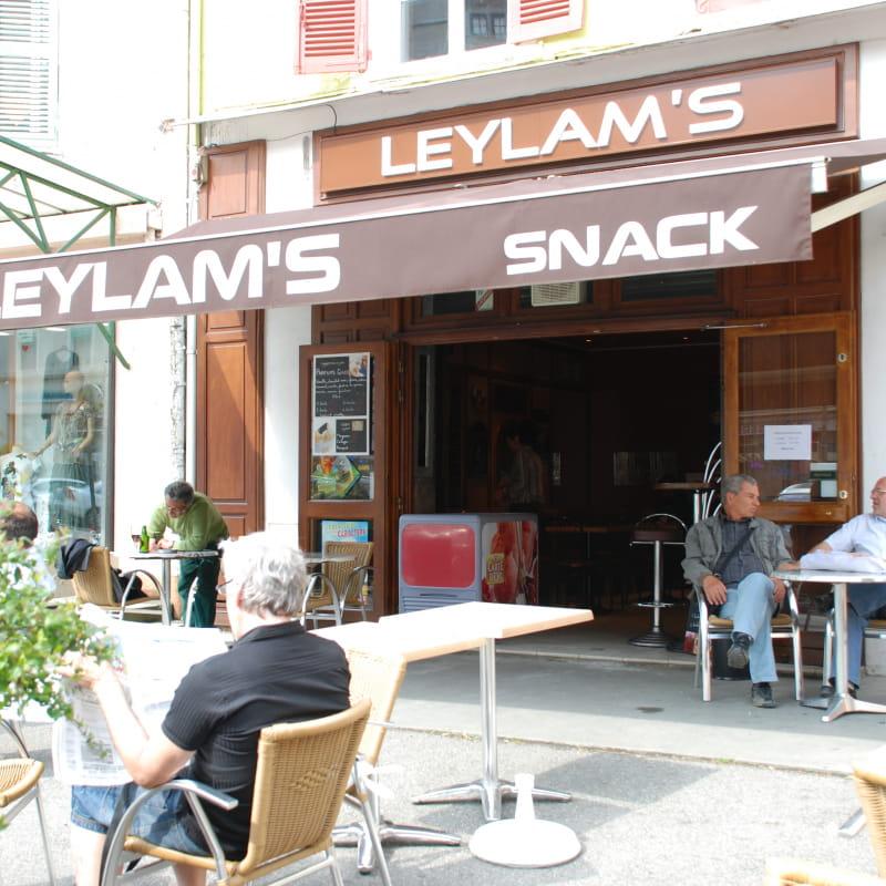 Le Leylam's, Snack restaurant à Vizille