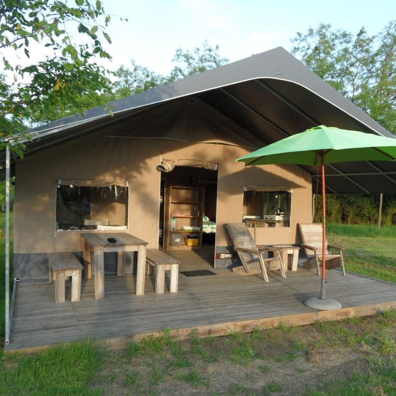 Le Domaine du Bourg - Lodges Safari