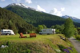 Camping Le Val d'Ambin en Juin