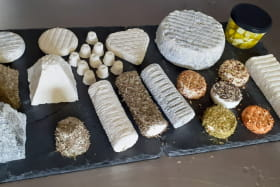 variétés fromages