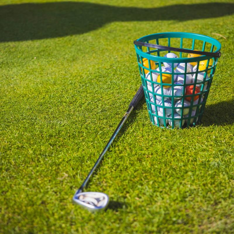 Golf au Grand-Bornand initiation gratuite