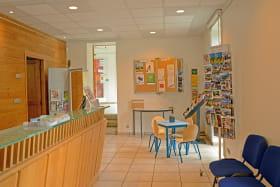 Intérieur Office de Tourisme de Lans en Vercors