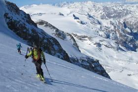 Ski de randonnée CAF Vanoise Tarentaise