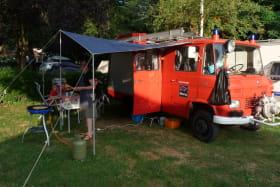 Camping du Domaine de l'Astrée