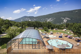 Camping Huttopia Lac d'Aiguebelette