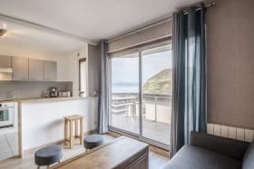 Appartement F2 de 52 m2 dans une résidence