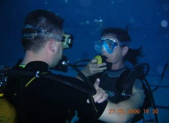 Aix Lake Bourget Diving Club