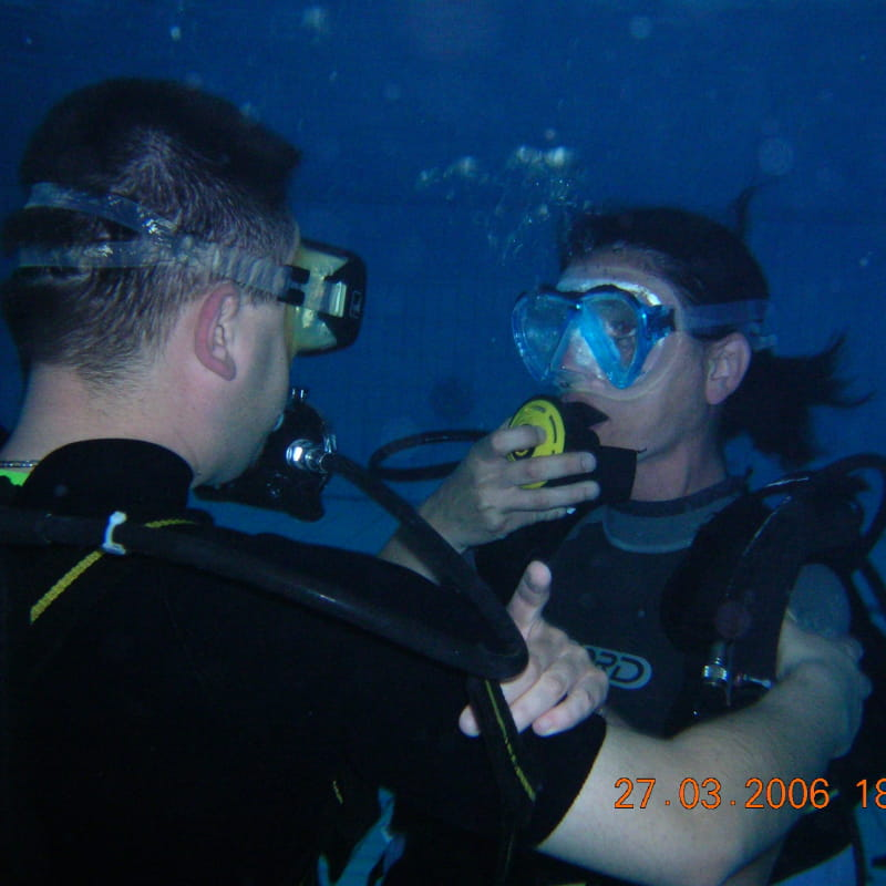 Plongée subaquatique