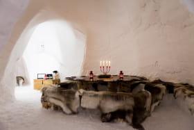 Photo du restaurant igloo