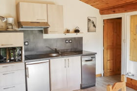 A votre disposition une kitchenette pratique si vous ne souhaitez pas ressortir