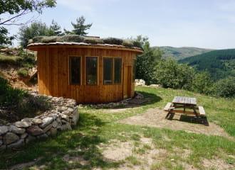 La cabane rustique