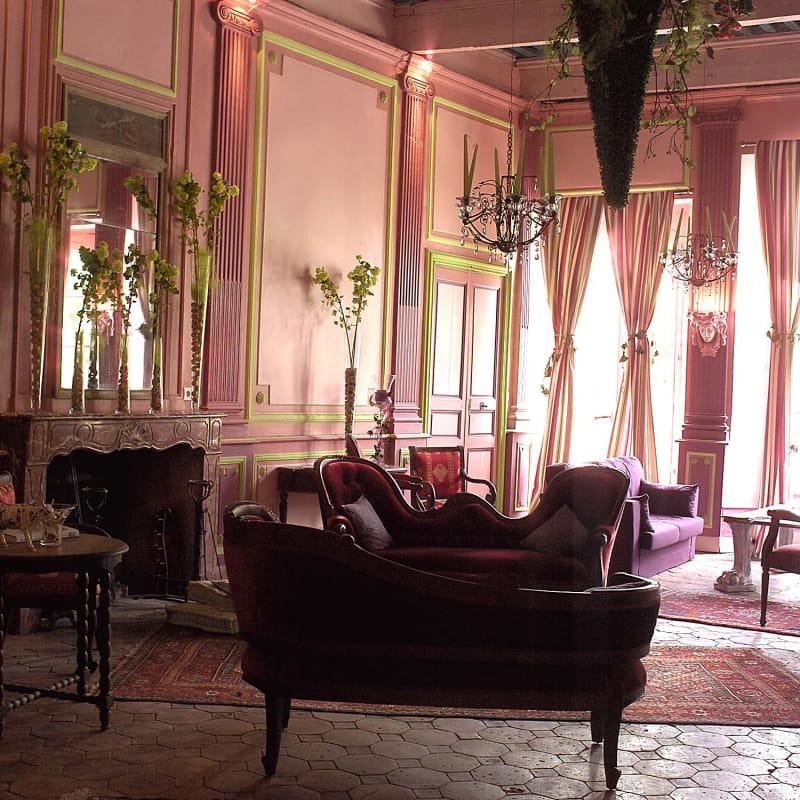 Hôtel de Digoine, meublé