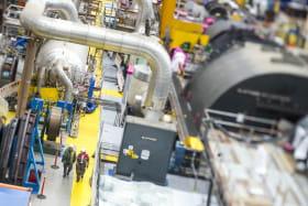 Espace d'information EDF de la centrale nucléaire du Tricastin