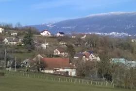 Le petit hameau de Chongnes et le gîte