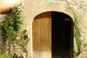 Entrée de la Grande Cave