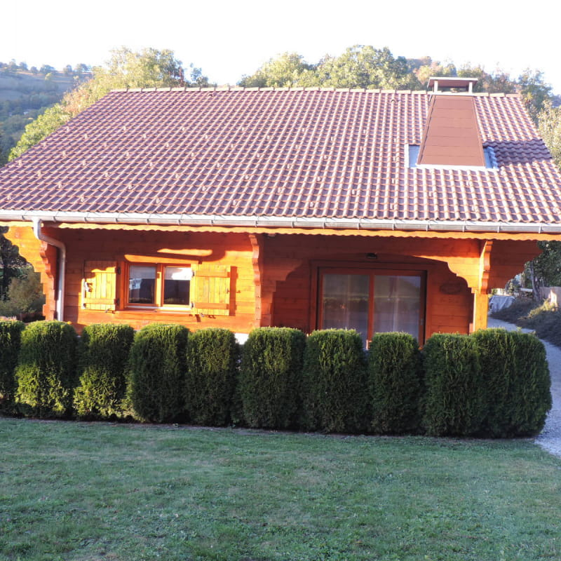 Chalet indépendant - 110m² - 4 chambres - Lutyn Jean-Pierre