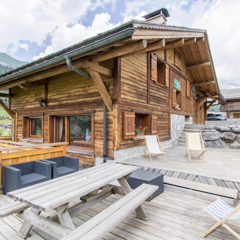Chalets des Outalays - Camy