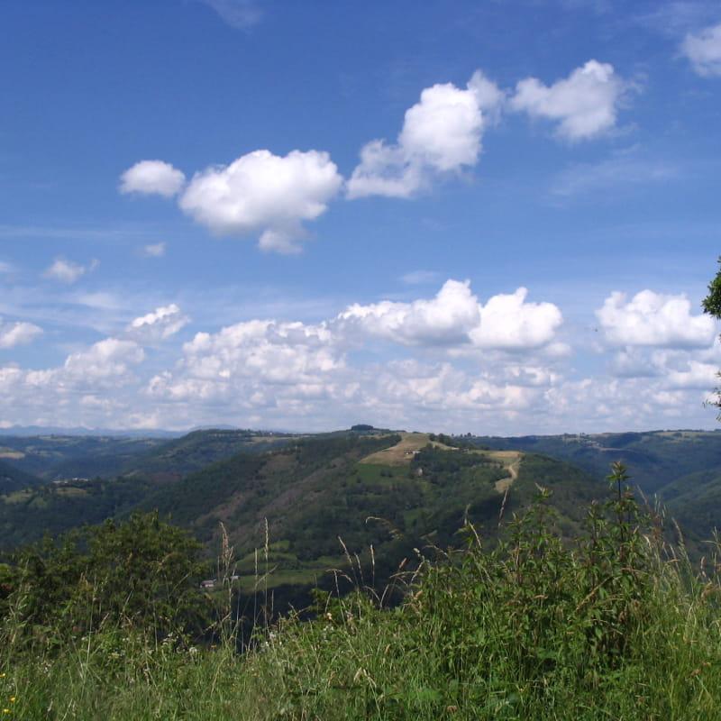 Panorama de Lapeyrugue