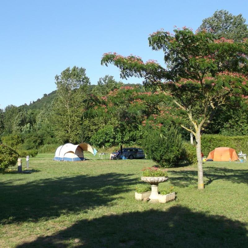 Camping à la ferme le Biquet