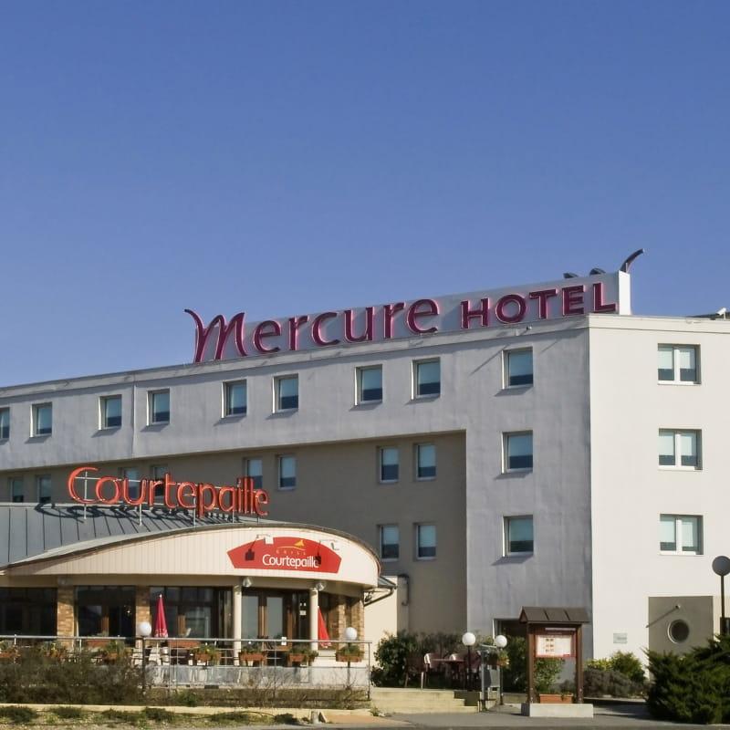 Hôtel-Restaurant Mercure Valence Sud