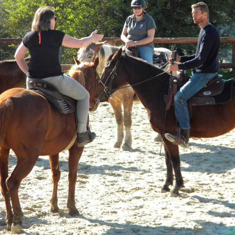 Centre d'équitation western