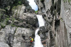 Canyoning Découverte - Céven'Aventure