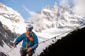 Voies à proximité du refuge lors du Grand Parcours Alpinisme à la Bérarde