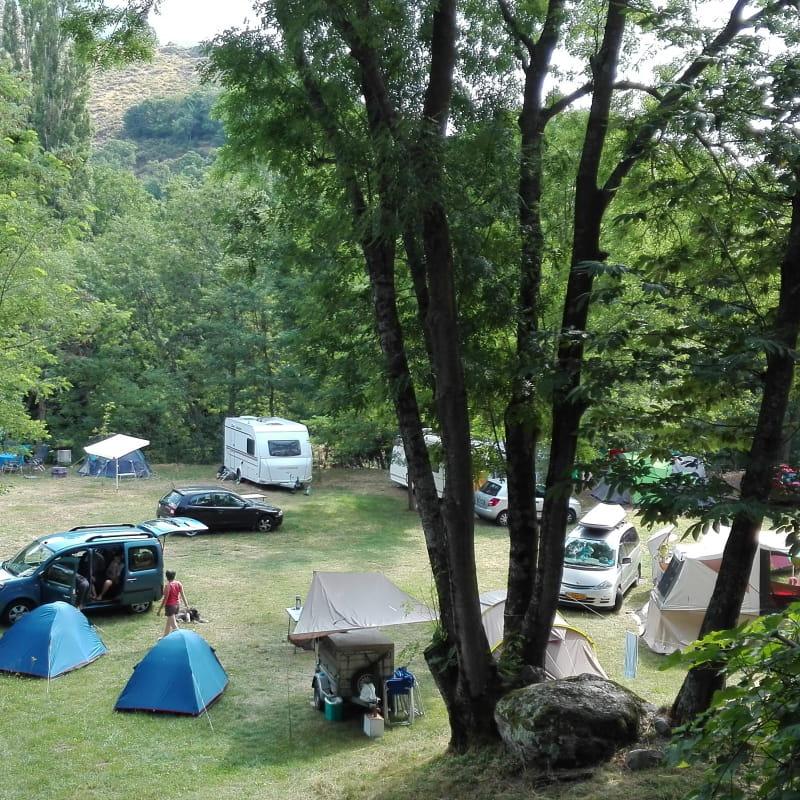 Camping les Rives de l'Ardèche