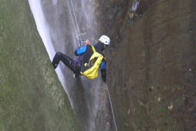 Canyoning avec un guide