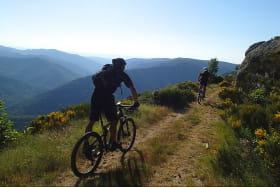 Randonnée, Séjour Vélo & VTT - Ardèche Vélo