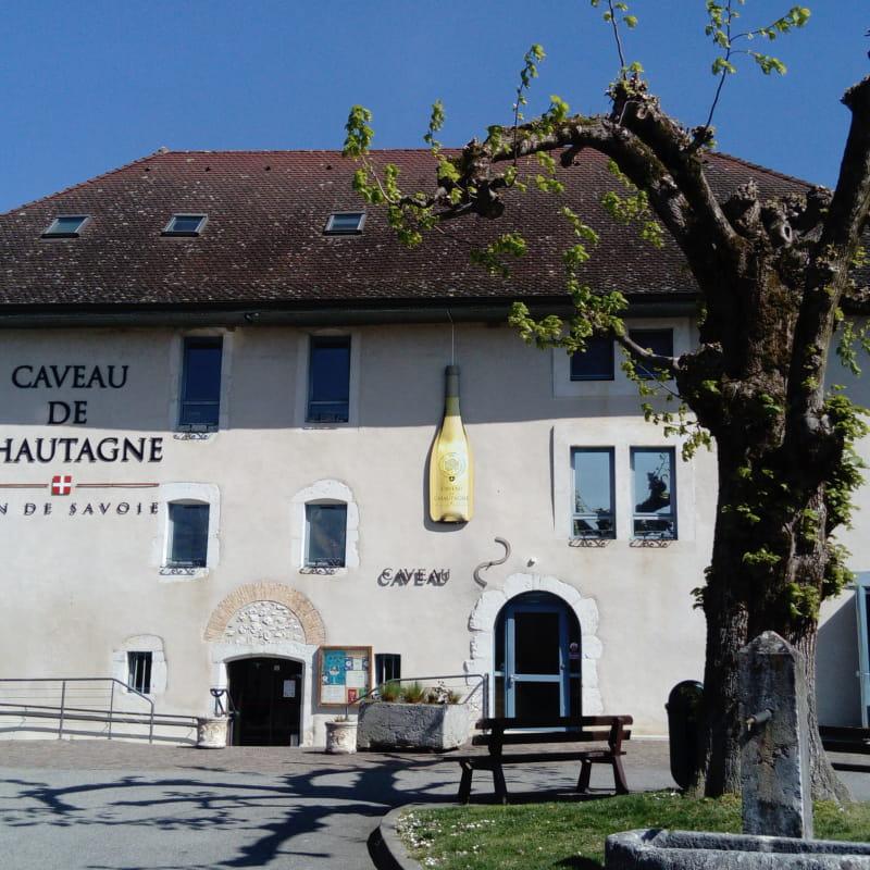 Caveau de Chautagne découverte Guides du Patrimoine Savoie Mont Blanc