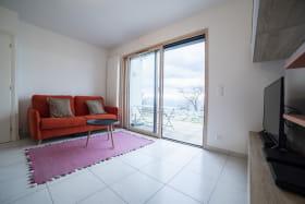 Appartement F2 de 40 m2 dans une résidence