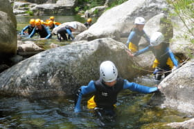 Canyoning Famille - Céven'Aventure