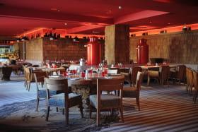 club med restaurant