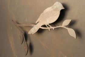 L'Oiseau sur sa branche