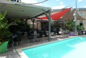 Adonis Villefranche hôtel Ambiance