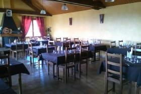 Salle de l'auberge