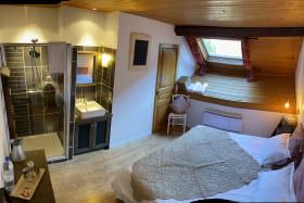 Chambre Maupassant rénovée en 2019